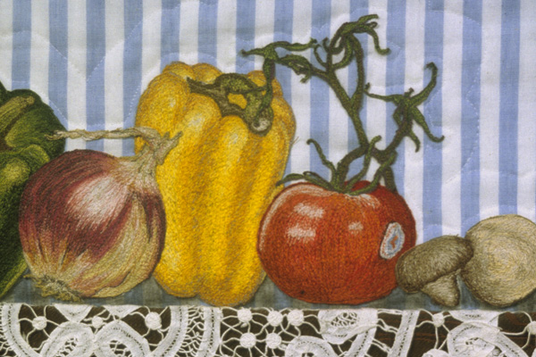 Marinara Still Life detail