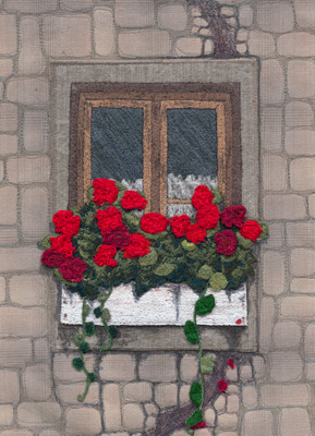 Window Box detail